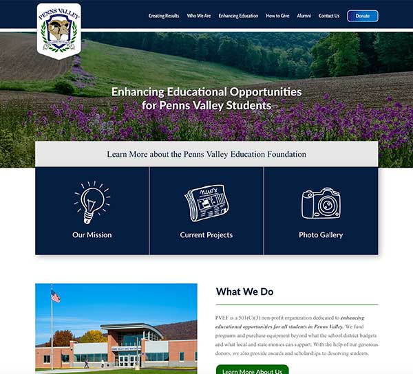 Penns Valley Education Foundation