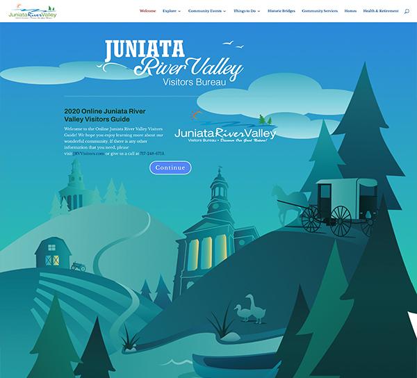Juniata River Valley Visitors Guide
