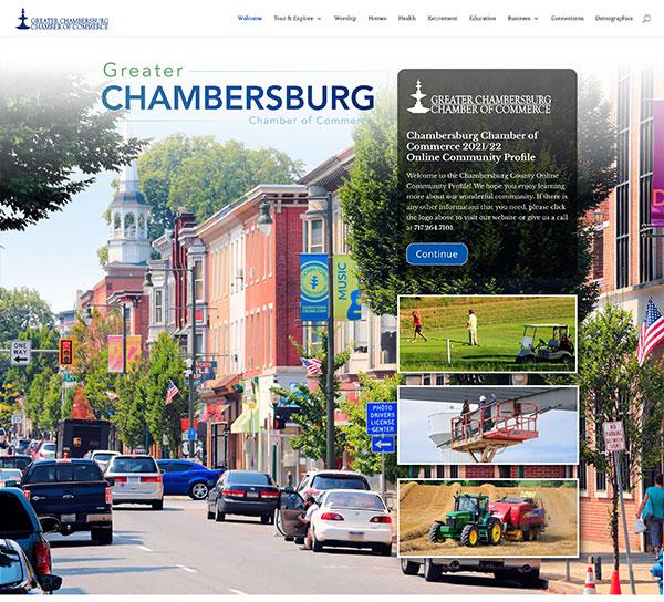 Greater Chambersburg Community Profile