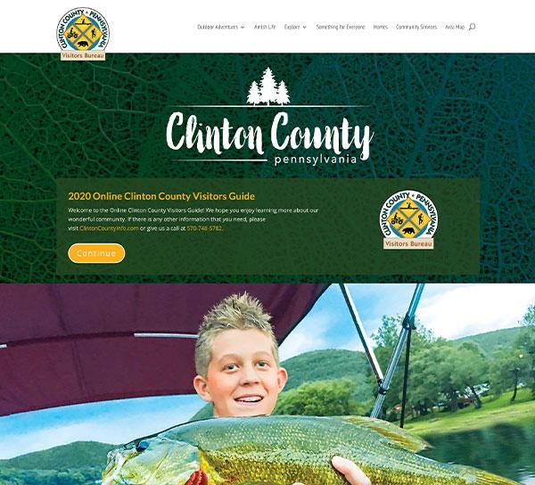Clinton County Visitors Guide